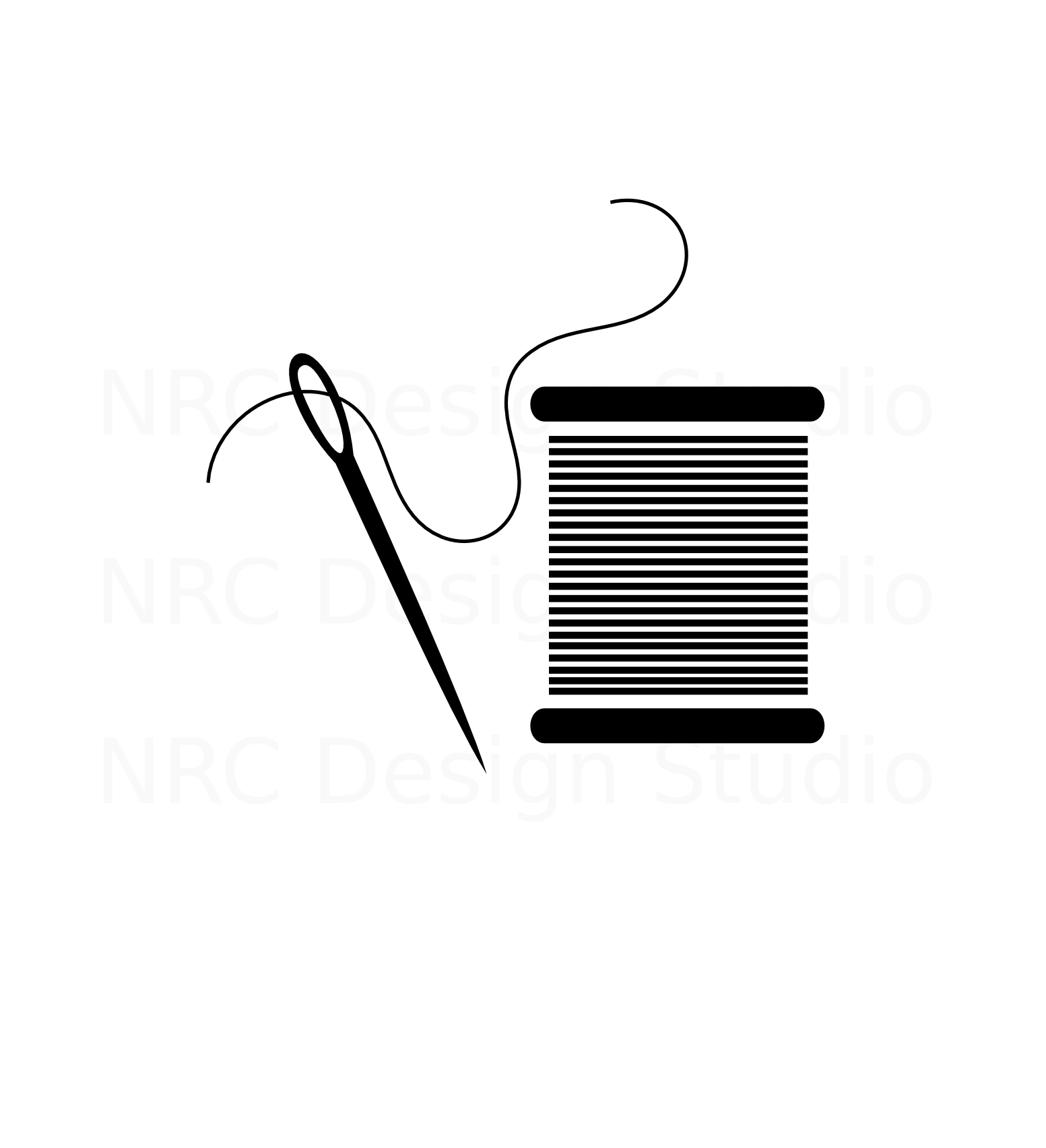 Needle And Thread Icons Download Free Vector Icons Noun Project Logo Sewing Dot Painting Tools Fashion Logo Design Inspiration