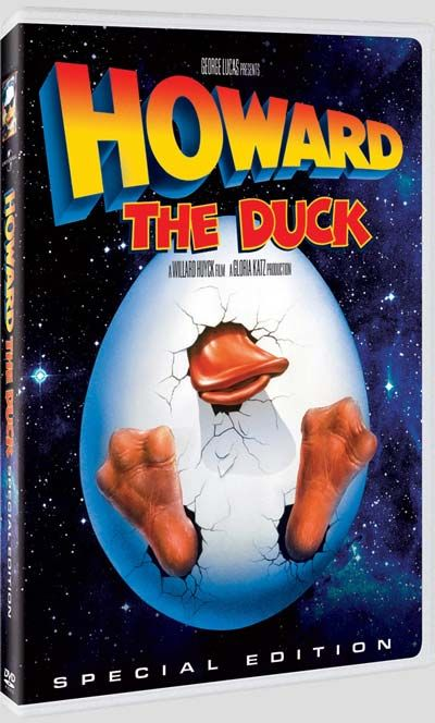 Reliving Youth with Howard the Duck Memories and Then Again On the Silver Screen. B*