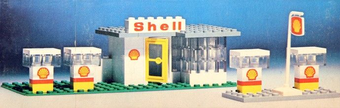690 1 Shell Garage Lego Pinterest Lego Lego Sets And Vintage