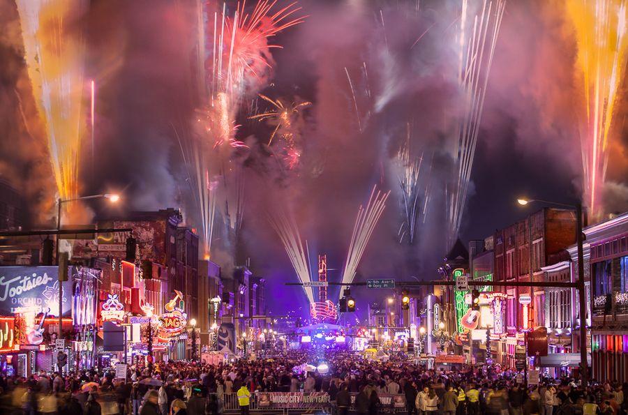 "500px / Photo ""Nashville New Years 2013"" by Warne Riker"