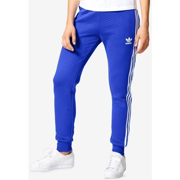 40ac404ccd61 adidas Originals Cuffed Track Pants ( 60) ❤ liked on Polyvore featuring  activewear