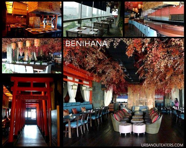 Benihana - Jakarta // urbanouteaters.com