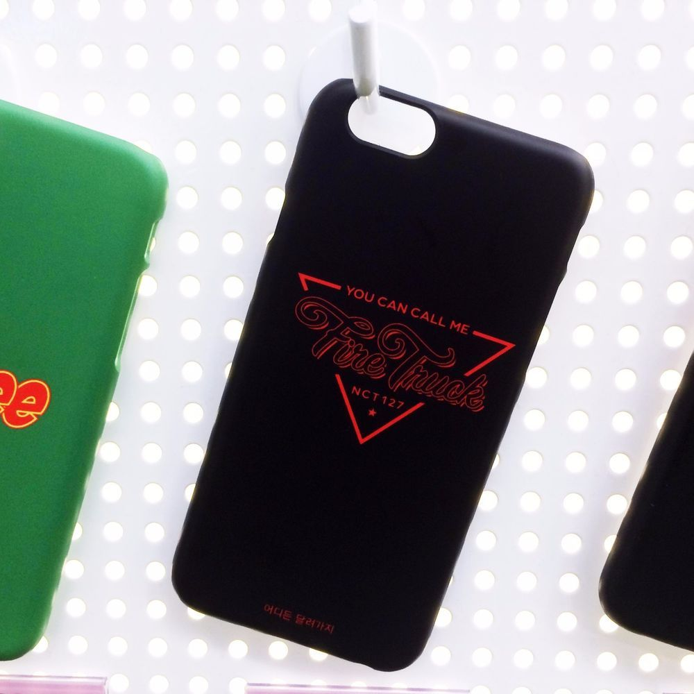 Limited  SM TOWN DDP  SUMCASE Official Customizing NCT Phone Case ... a88748d7d565