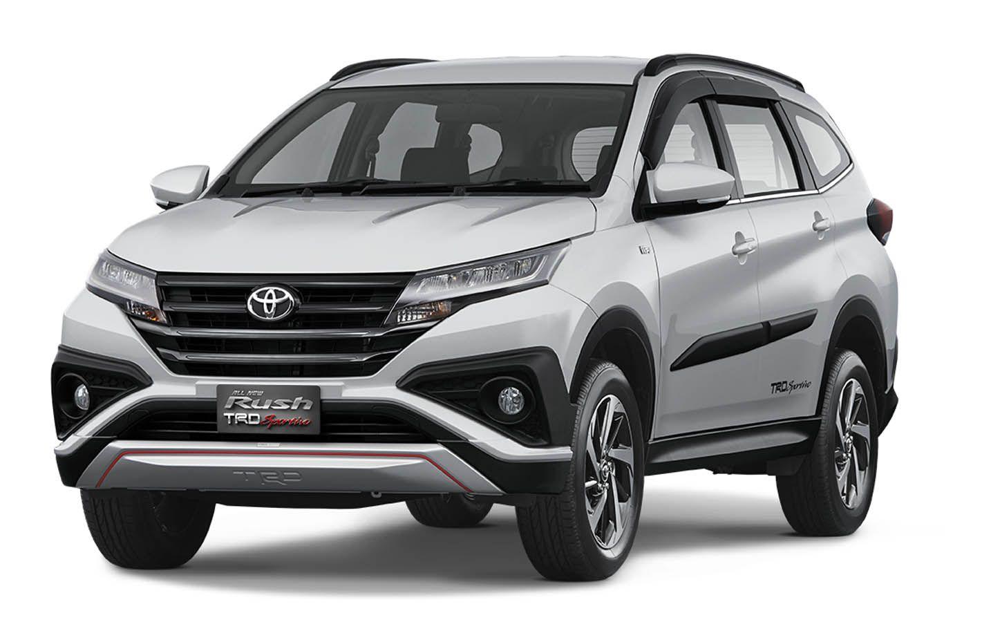 تويوتا راش الجديدة كروس أوفر عائلية مميزة من الحجم الصغير موقع ويلز Daihatsu Toyota Daihatsu Terios