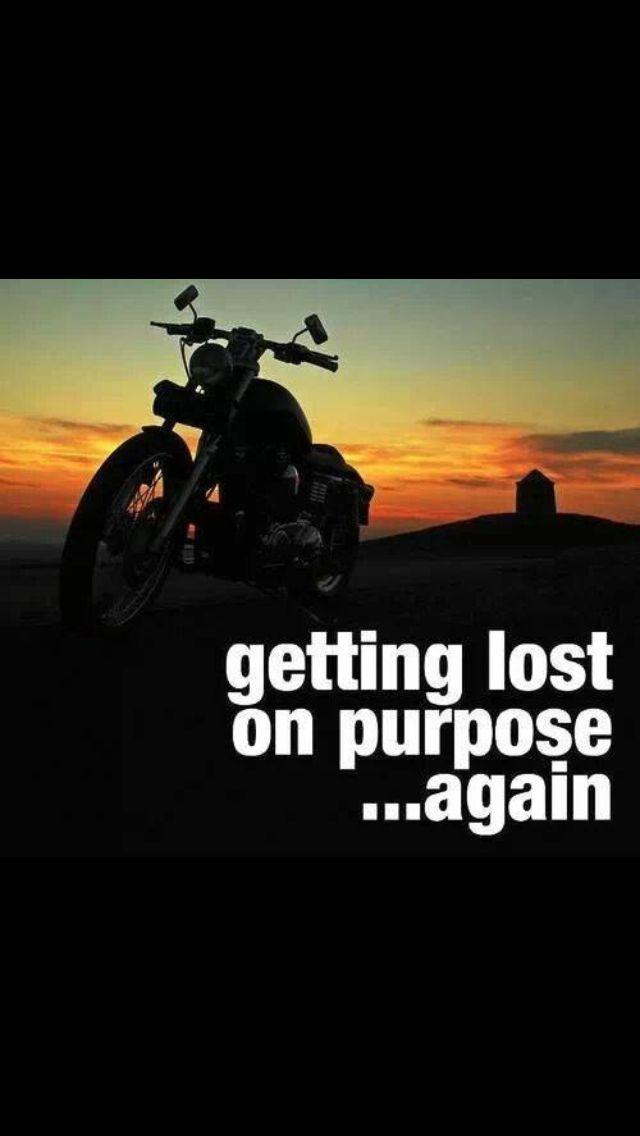 Motorcycle Quotes | Get Lost This Weekend Rideon Cheerstotheweekend Motorcycle