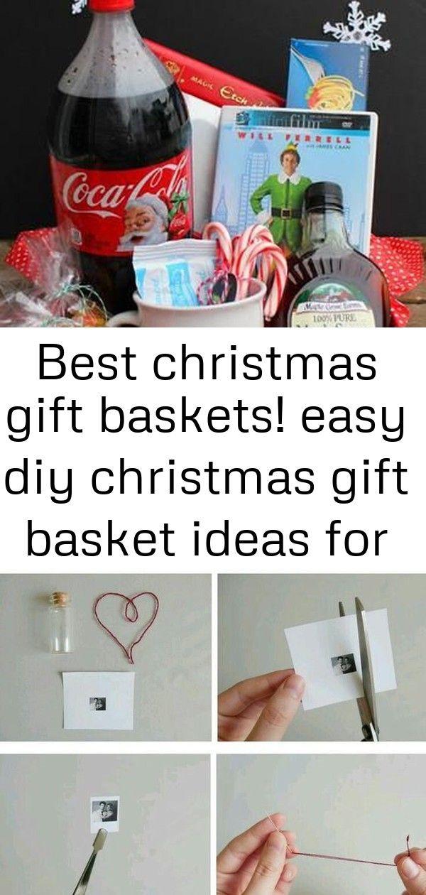 Best christmas gift baskets! easy diy christmas gift basket ideas for family – friends – couples  2 #boyfriendgiftbasket
