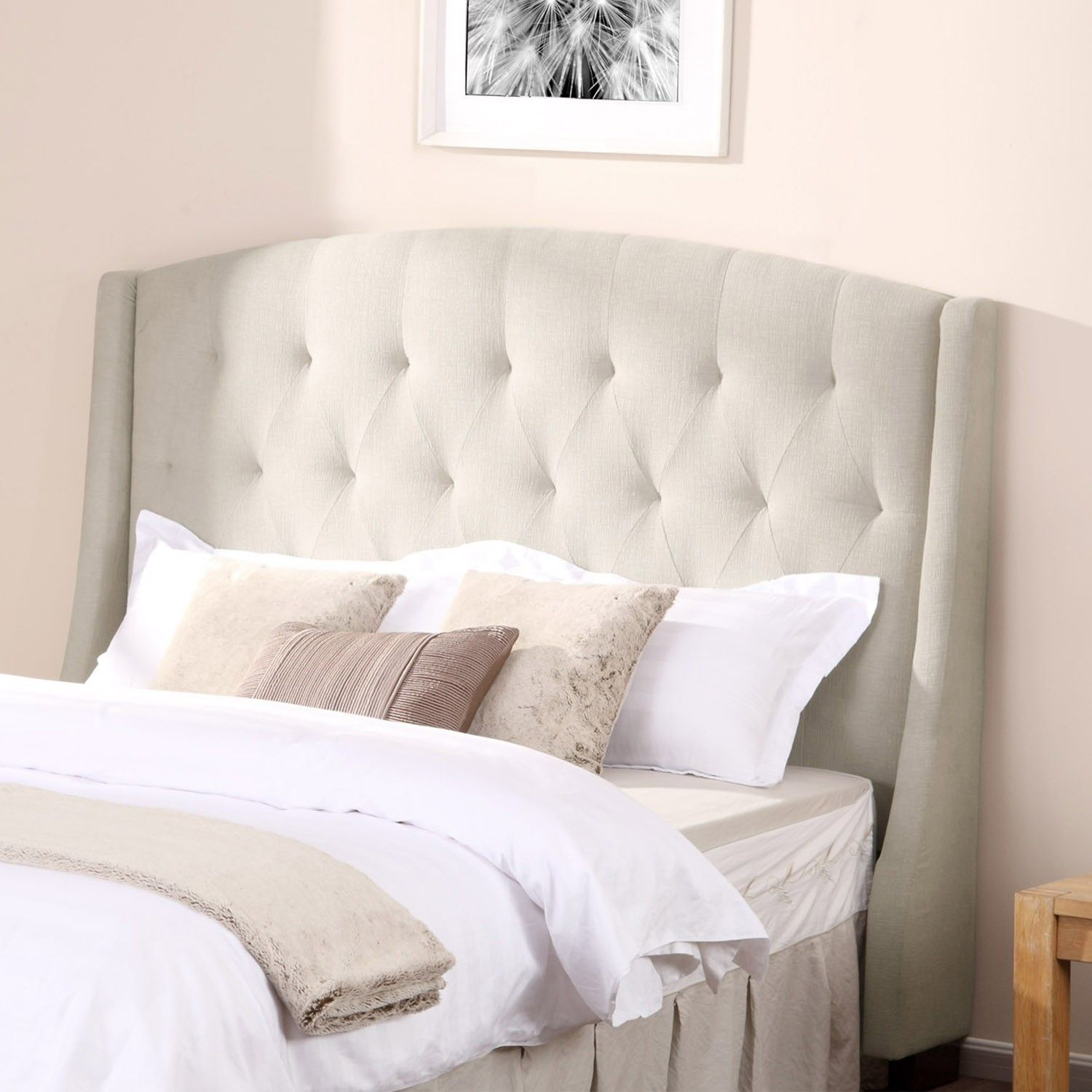 Outstanding Diy Headboard Ideas To Spice Up Your Bedroom #Headboard