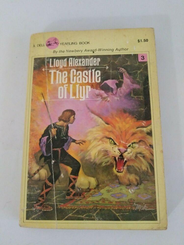 The Castle of Llyr | Lloyd Alexander | Macmillan