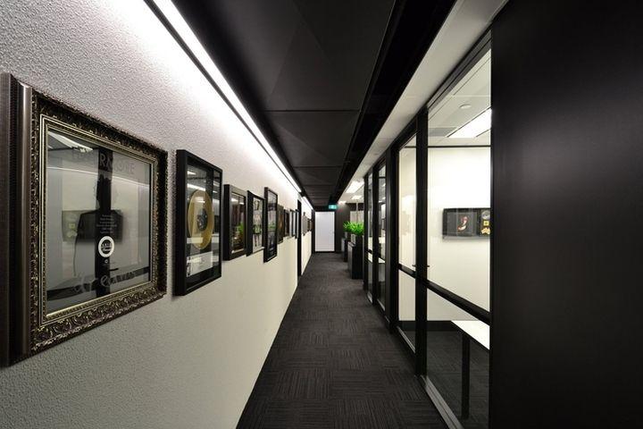wme img offiec by sheldon commercial interiors sydney australia retail design blog - Commercial Interior Design Blog