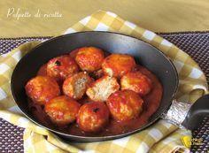 Photo of Stuffed Ricotta Meatballs-Stewed Ricotta Meatballs Stew …