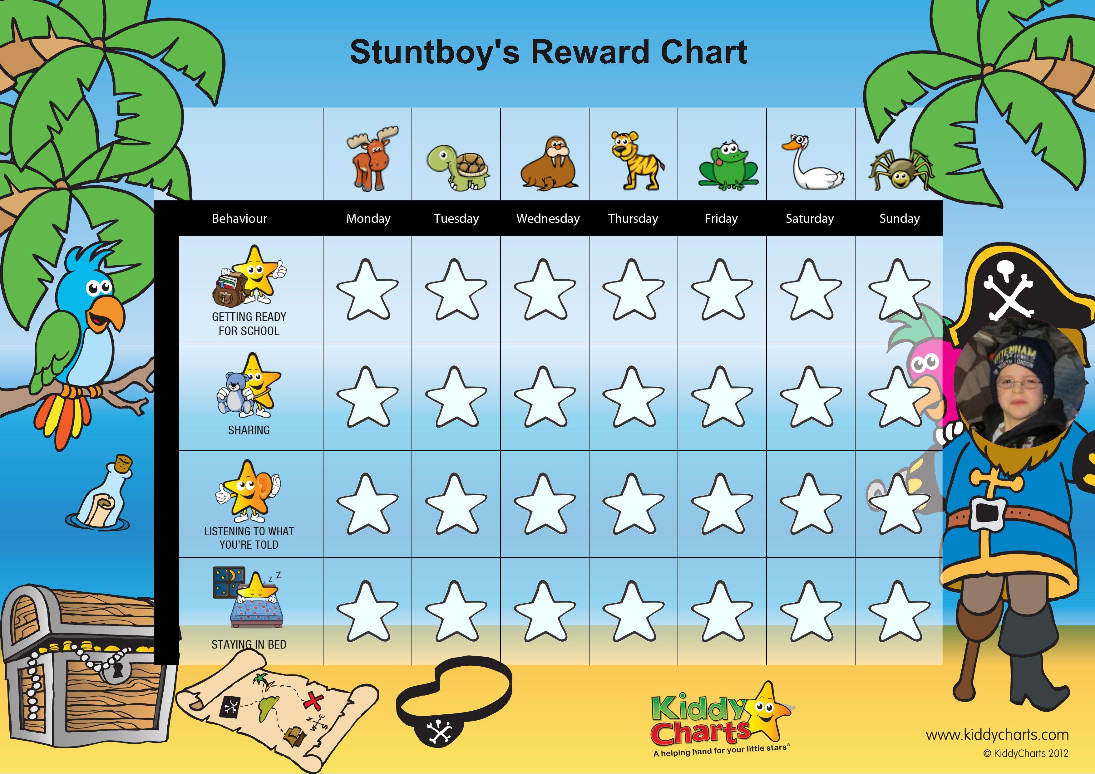 Behavior Sheet Print For Preschool