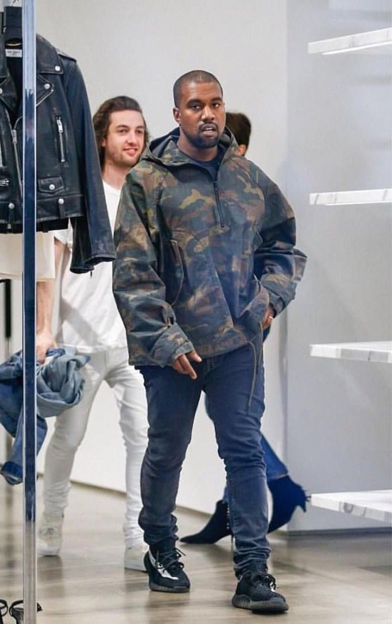 ada0b2ca5703 Pin by B on Kanye West in 2019 | Kanye west outfits, Kanye west, Kanye west  style