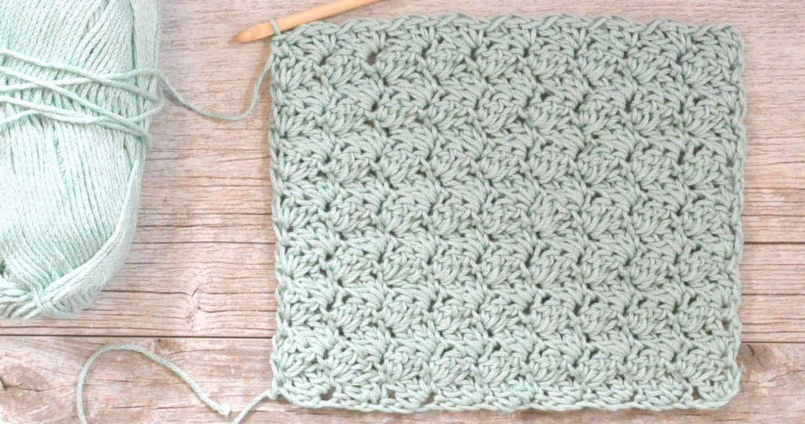 How To Crochet the Blanket Stitch | Puntadas, Costura y Bebe