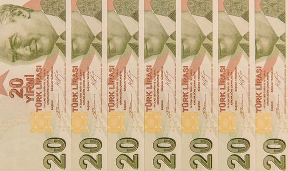 Turkey lira latest: TRY firms against US dollar as bank vows to tackle inflation