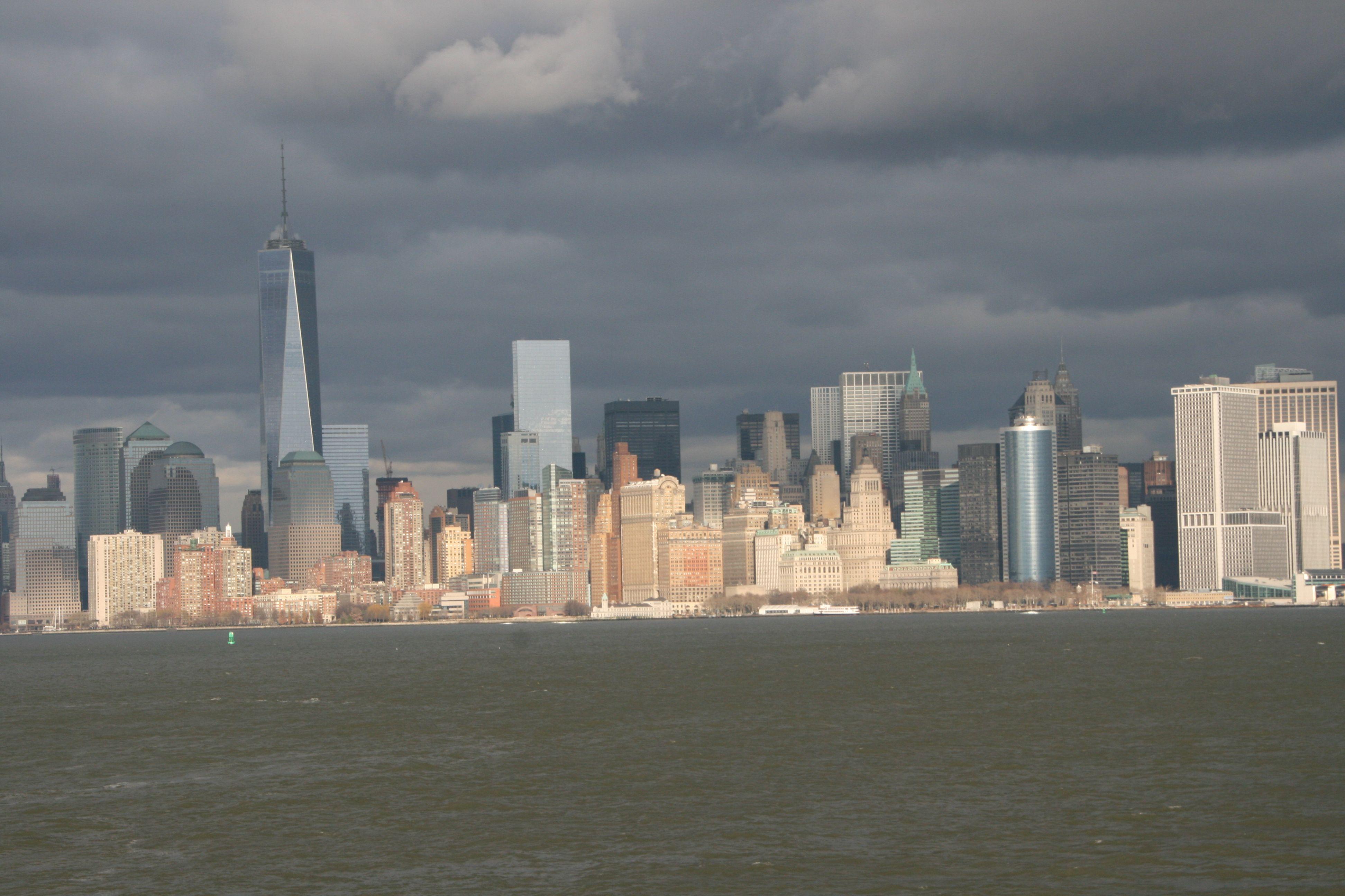 Schiffsfahrt; New York; Manhattan   Reisen
