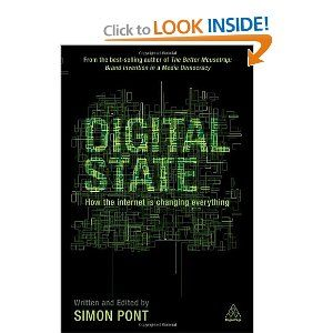 Book 85. Digital State: How the Internet is Changing Everything: Simon Pont