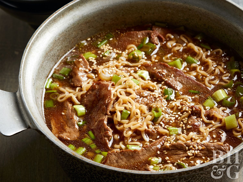 Mongolian Beef Hot Pot Recipe Hot Pot Mongolian Beef Beef