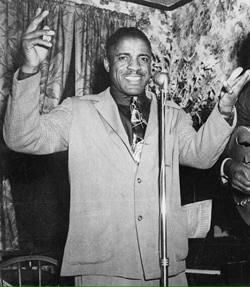 "John Lee Curtis aka ""Sonny Boy Williamson I"""