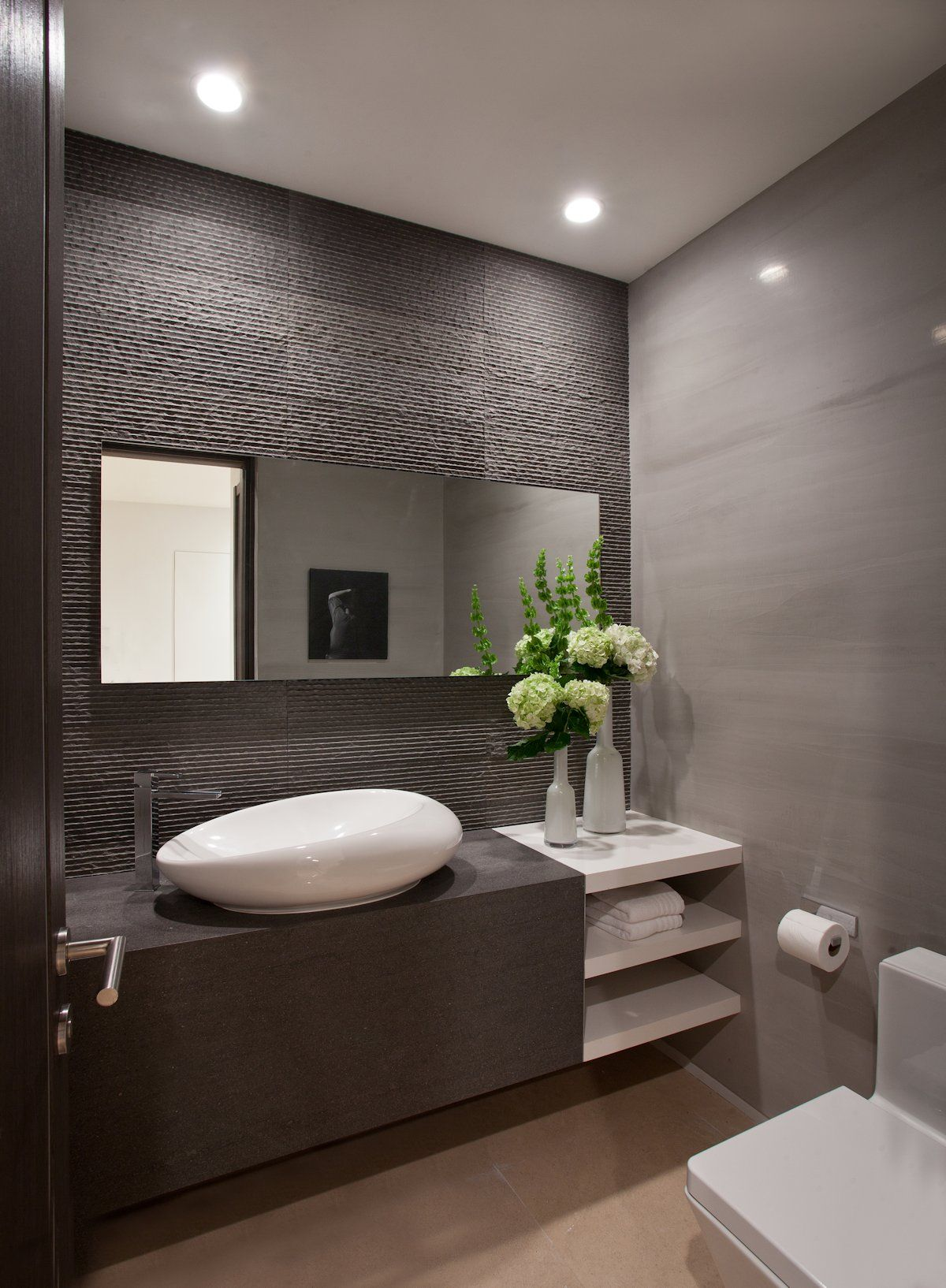 Badezimmer Y The Bathroom Of 96 Golden Beach Drive By Sdh Studio