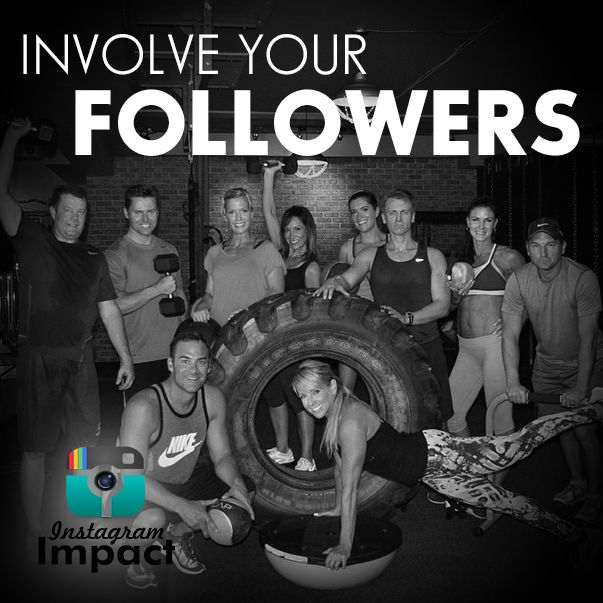 Involve your followers - Make your followers and potential customers feel involved and needed/wanted. Ask them questions, take their advice, etc.!!!