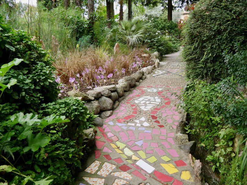 Gartenreise Italien Andre Heller Garten Gardasee Garten Reiseziele Italien Reisen