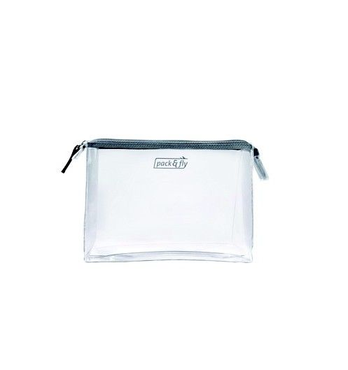 Trousse de toilette transparante de la marque Pack and Fly avec flacons fournis: http://www.deco-et-saveurs.com/trousse-de-toilette/4768-trousse-cabine-transparente-avec-flacons-pack-and-fly-3661443615410.html