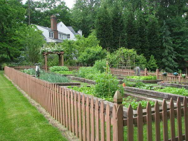 garden fences ideas      tower garden