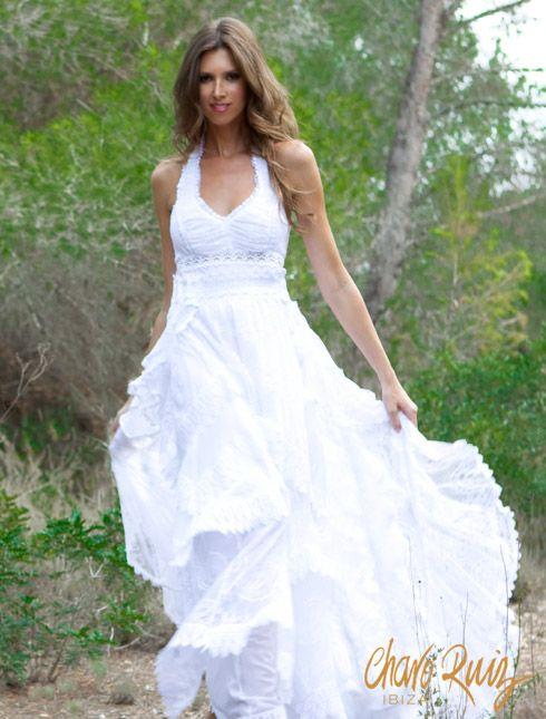 charo ruiz wedding dress #beachwedding #rivieramaya