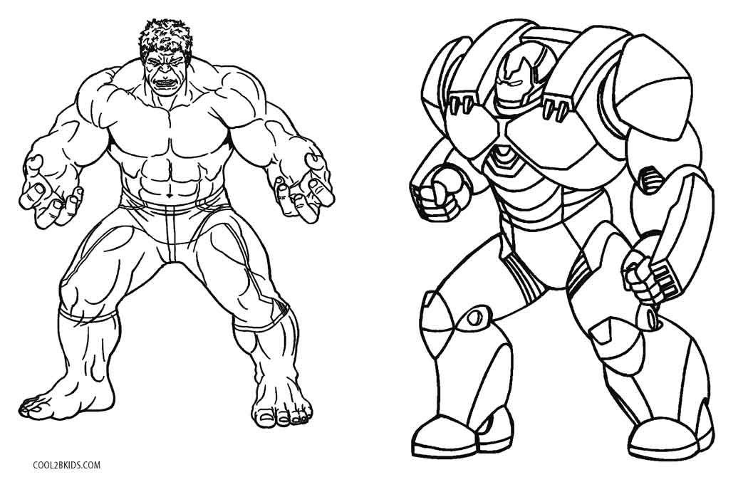 Iron Man Hulkbuster Coloring Pages Coloring Pages Ideas In 2018 - Coloring-page-iron-man