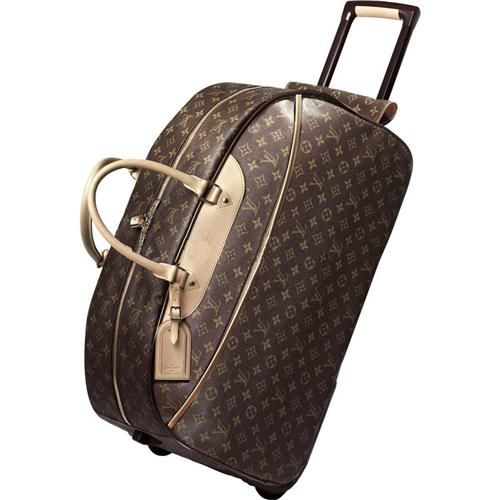 83e6c1eaebff Louis Vuitton Eole 50 Brown Rolling Luggage OH!!! Me likeeee. I want ...
