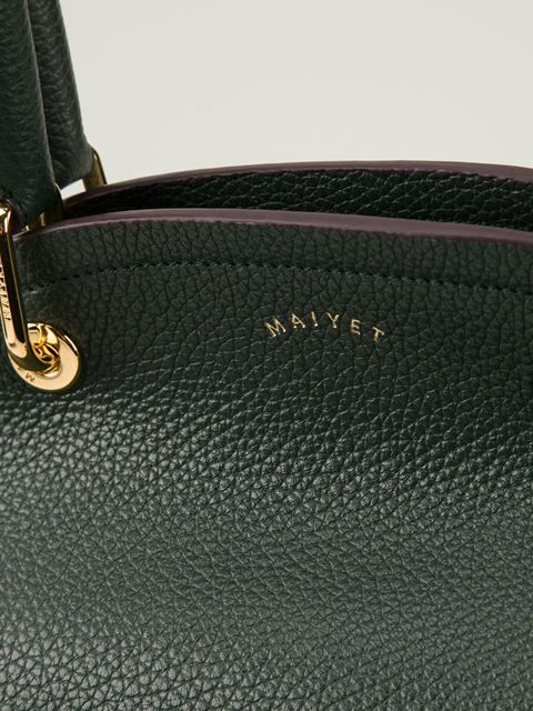 #maiyet #bags #peyton #tote #darkgreen #newin www.jofre.eu