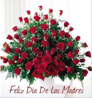 Flores Feliz Dia De Las Madres Photo By Francisrivera92