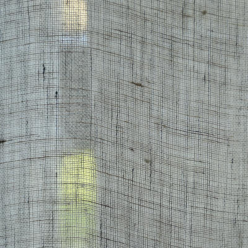mesola licht grijze linnen inbetween gordijnen op maat   Gordijnen ...