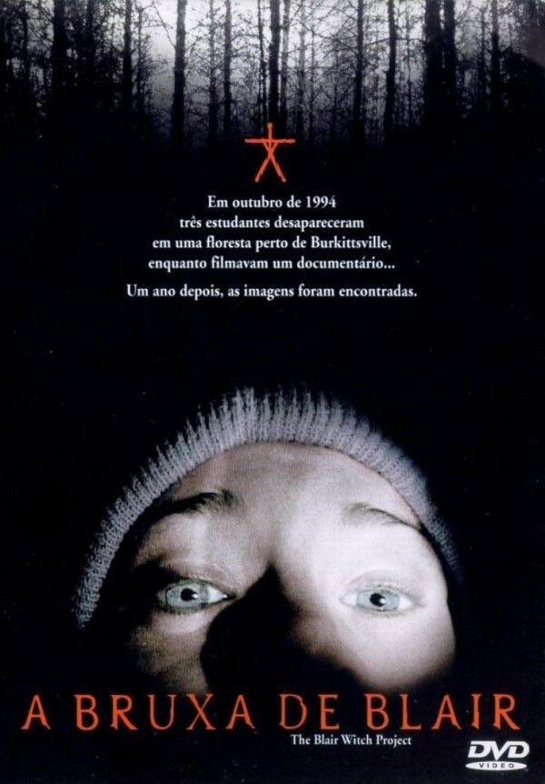 A Bruxa De Blair The Blair Witch Project 1999 Tres Estudantes