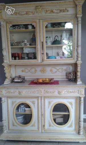 Buffet Henri Ii Renaissance Ameublement Herault Leboncoin Fr 350 Euros Relooking Meuble Mobilier De Salon Meuble