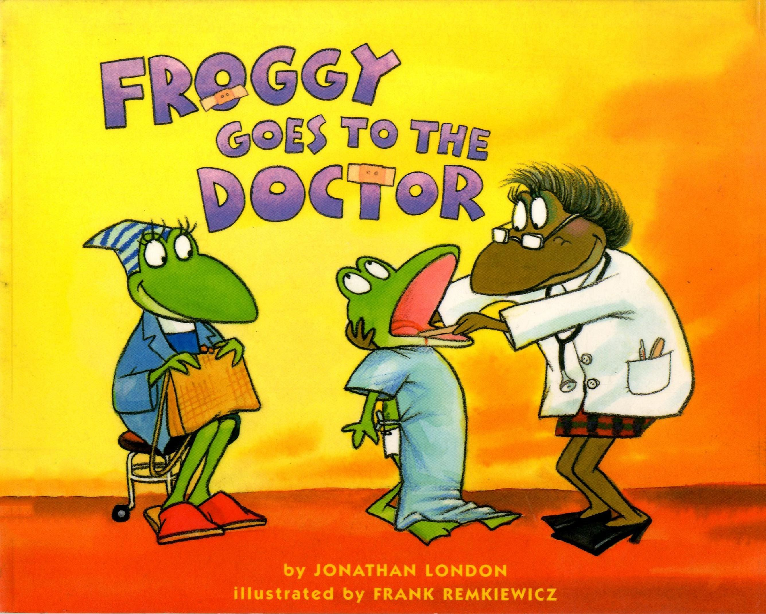 Froggy Goes To The Doctor En