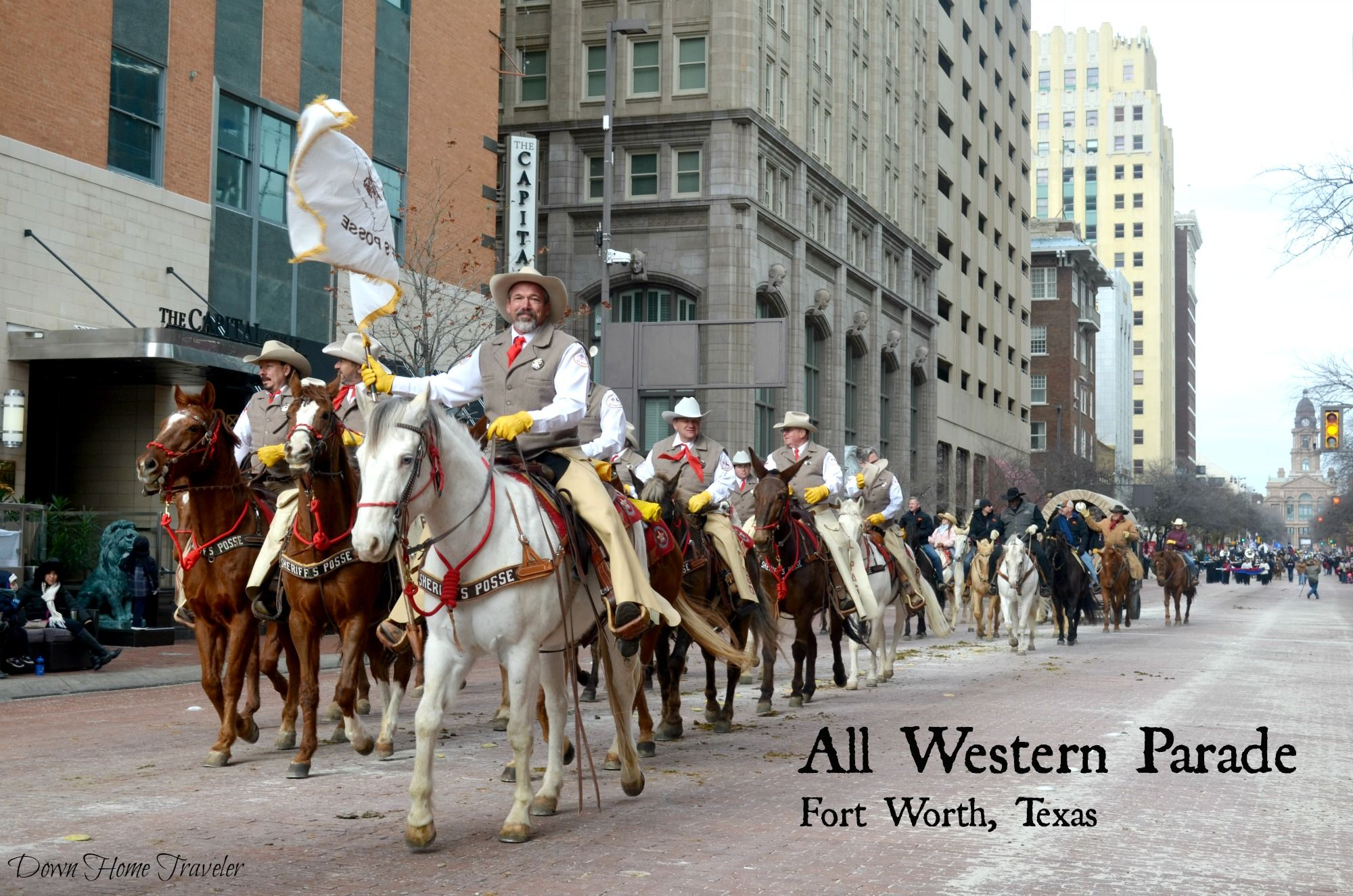 All western parade fort worth fort worth stock show