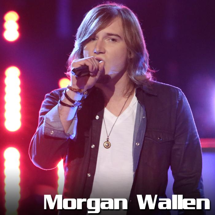 The Voice Morgan Wallen Florida Georgia Line The Voice Handsome Men