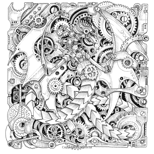 Fantomorphia an extreme coloring and search for Extreme coloring pages