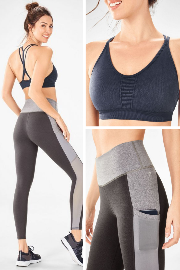 8958c1912f Uplift 2-Piece Outfit in 2019 | Outfit Obsessions | Workout gear ...