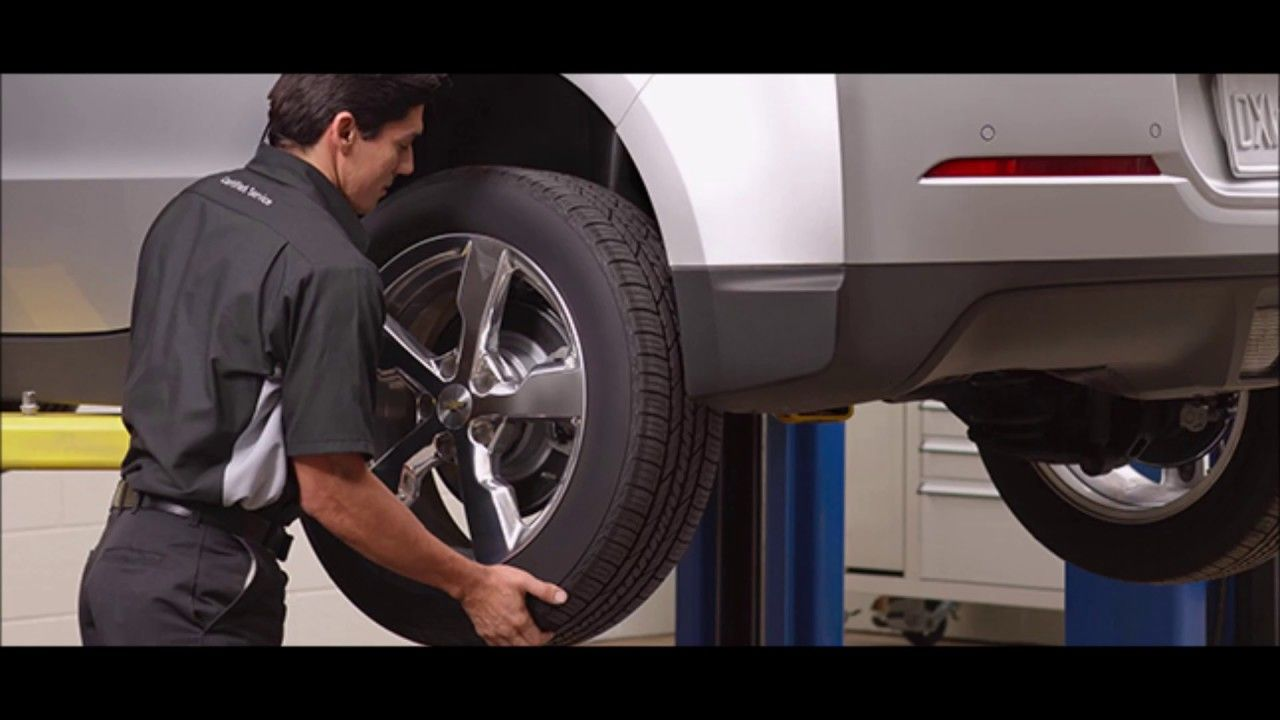 Tire Rotation Services and Cost in Edinburg Mission