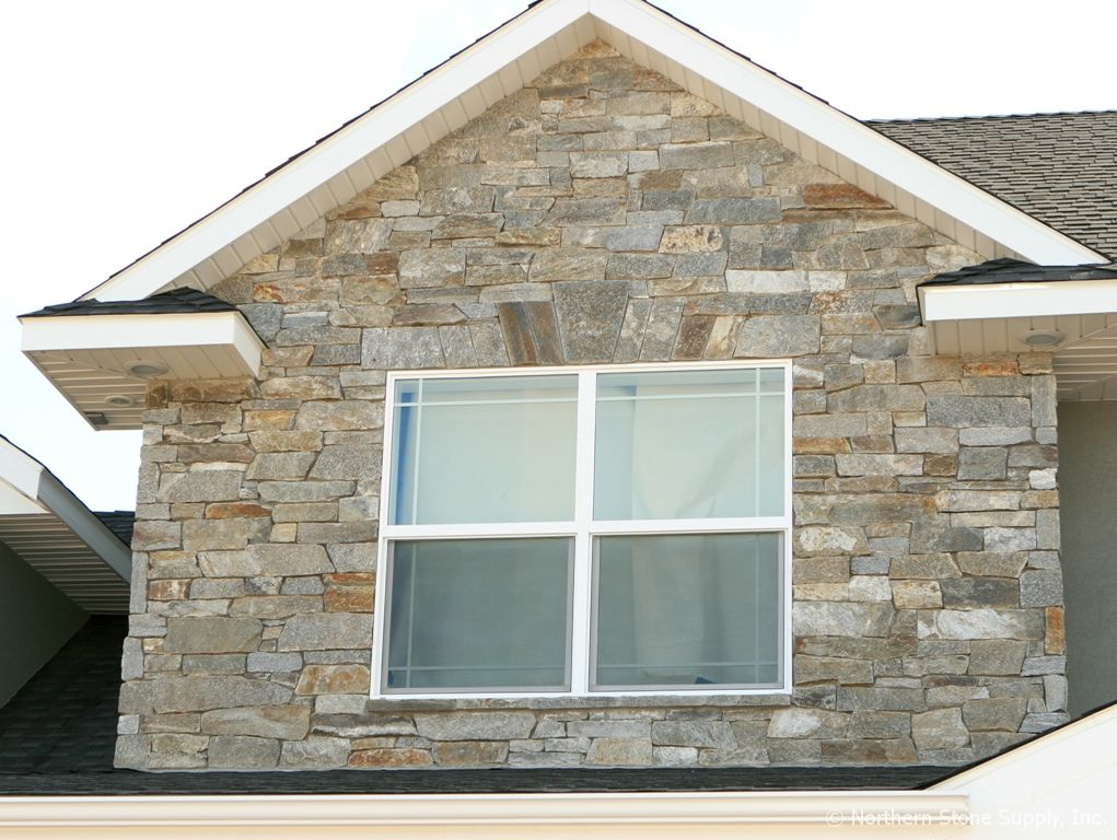 High Quality Stonewall Veneer Exterior | Outside The House | Pinterest | Stone Veneer,  Thin Stone Veneer And Exterior Images