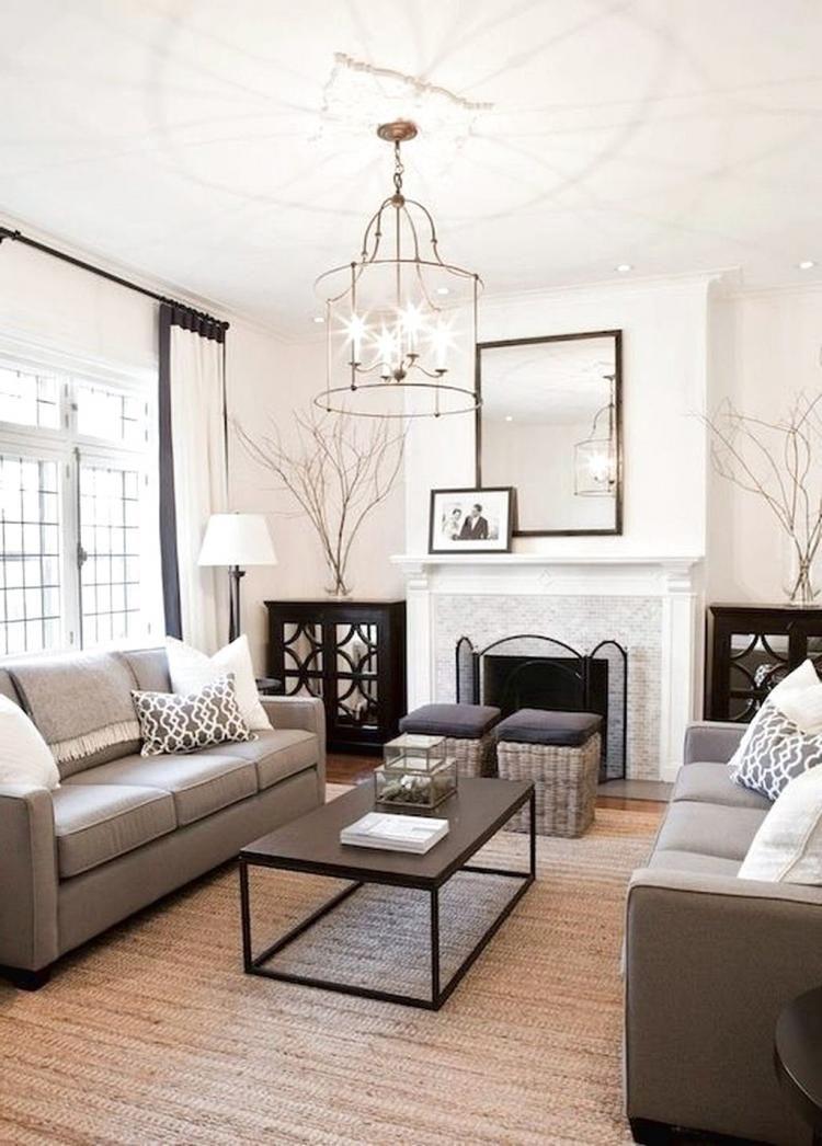 Very Small Living Room Design: 40 Nice Small Living Room Decor Ideas