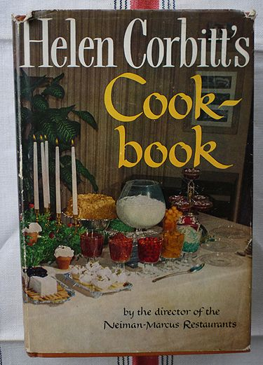 All cookbooks by Helen Corbitt