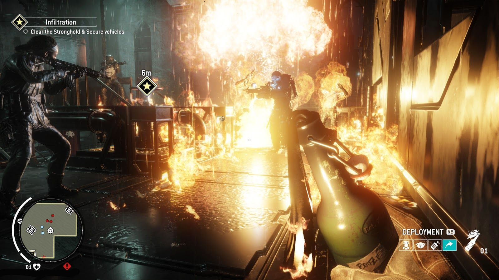 New Games HOMEFRONT THE REVOLUTION (PS4, PC, Xbox One