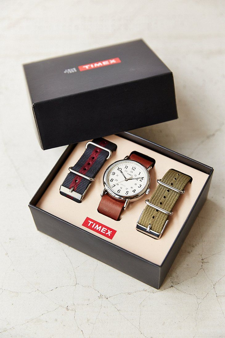 Timex X UO Weekender Box Set Urban Outfitters 時計