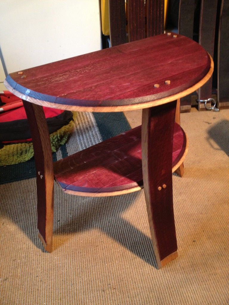 Half End Table   Stave DesignsStave Designs