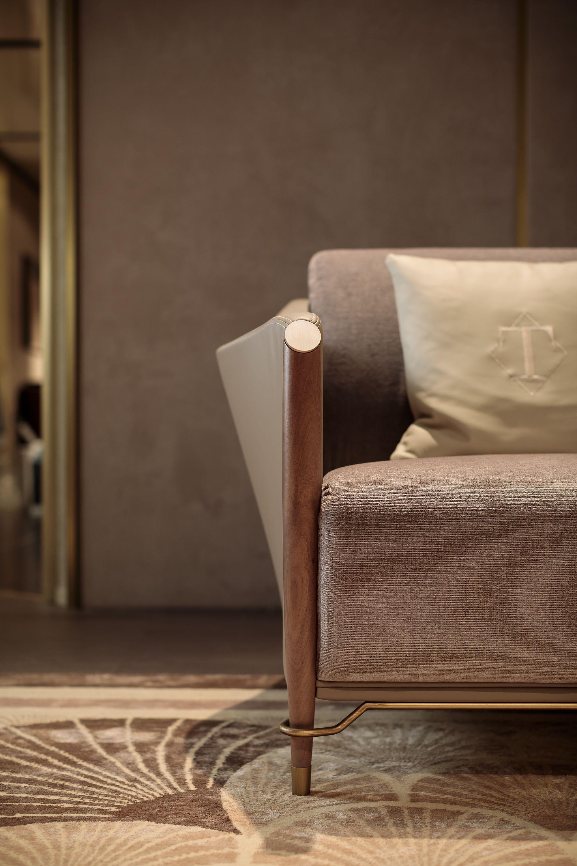 Turri luxury italian furniture for exclusive and modern design in