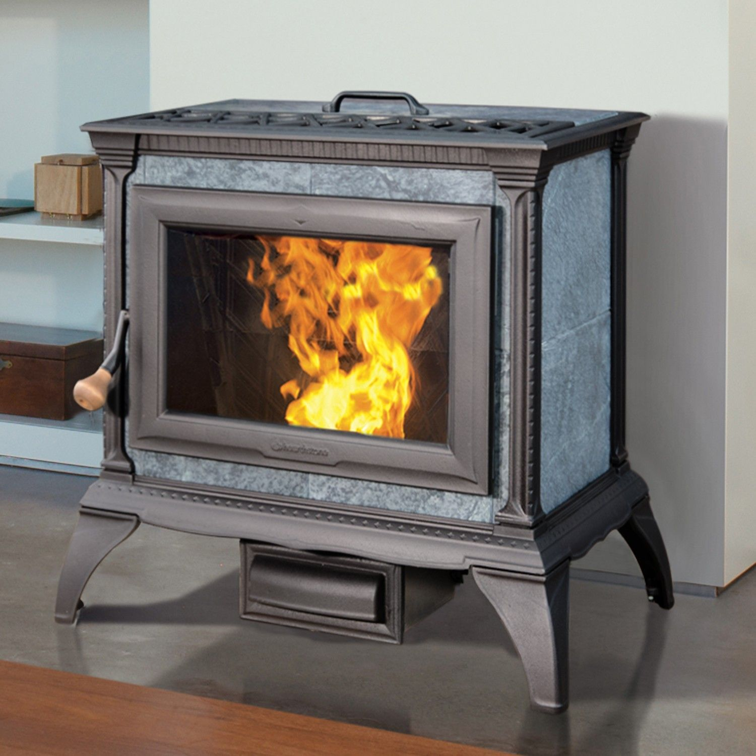Heritage 8091 Hearthstone Stoves Pellet Stove Fireplace
