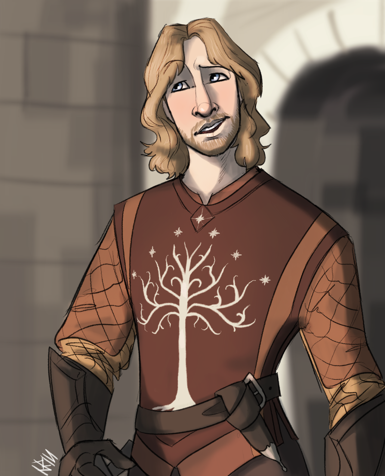 Faramir, Son Of Denethor Ii, Steward Of Gondor